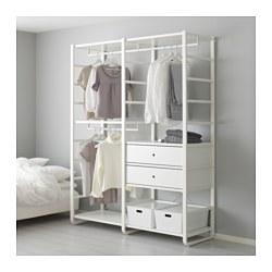 ELVARLI - 貯物組合, 白色 | IKEA 香港及澳門 - PE595872_S3