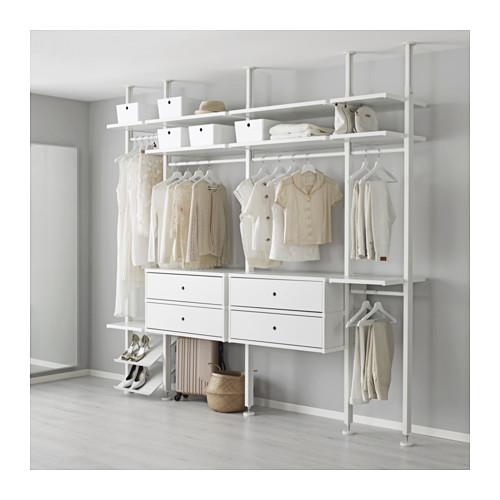ELVARLI - 4 sections, white   IKEA Hong Kong and Macau - PE595917_S4