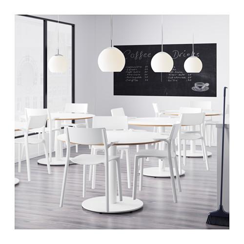 JANINGE - chair with armrests, white | IKEA Hong Kong and Macau - PE595920_S4