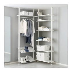 ELVARLI - 2 sections, white | IKEA Hong Kong and Macau - PE595931_S3