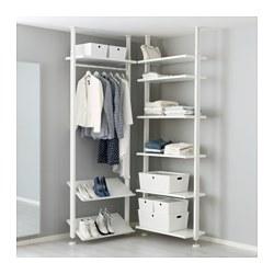 ELVARLI - 貯物組合, 白色 | IKEA 香港及澳門 - PE595931_S3