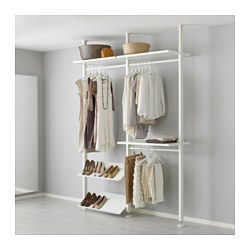 ELVARLI - 貯物組合, 白色 | IKEA 香港及澳門 - PE595936_S3