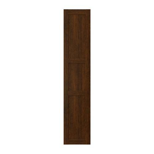 EDSERUM - door, wood effect brown | IKEA Hong Kong and Macau - PE703695_S4