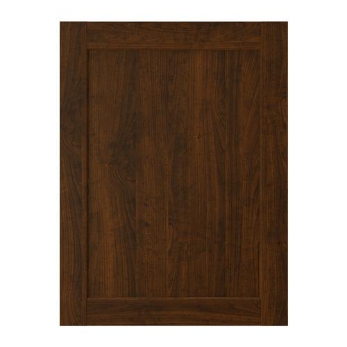 EDSERUM - door, wood effect brown | IKEA Hong Kong and Macau - PE703707_S4