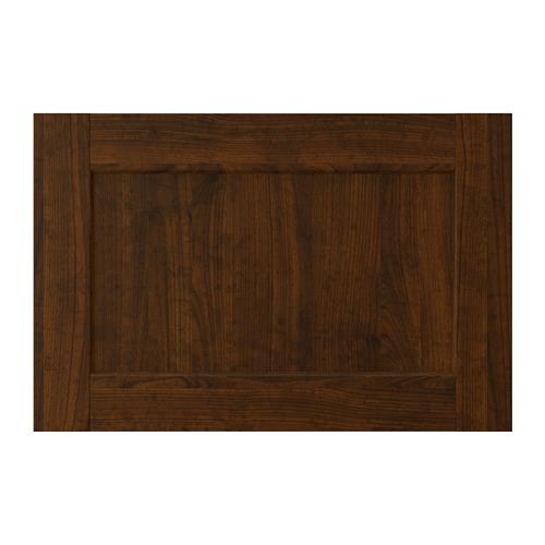EDSERUM - drawer front, wood effect brown   IKEA Hong Kong and Macau - PE703719_S4