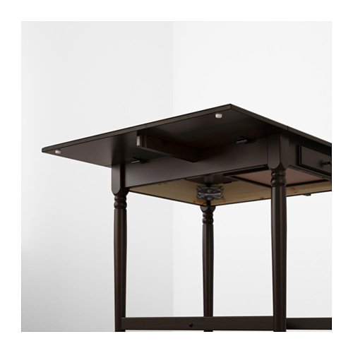 INGATORP - 摺板檯, 棕黑色 | IKEA 香港及澳門 - PE596023_S4