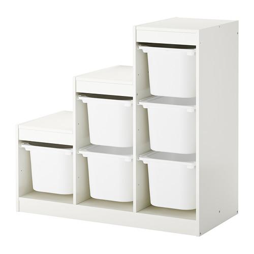TROFAST 貯物組合連物盒