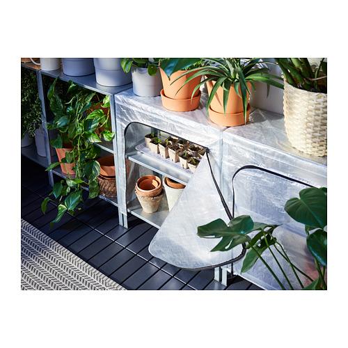 HYLLIS - 層架連遮布, 透明 | IKEA 香港及澳門 - PH159265_S4