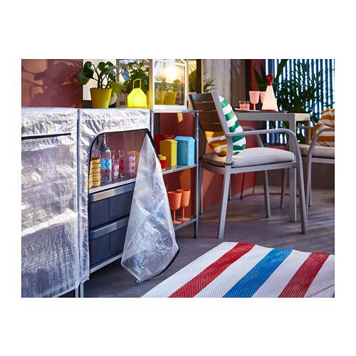 HYLLIS - 層架連遮布, 透明 | IKEA 香港及澳門 - PH158835_S4