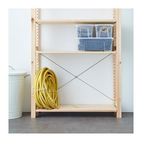 IVAR - shelving unit, 89x30x179cm, pine   IKEA Hong Kong and Macau - PE655876_S4