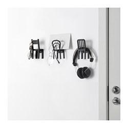 FJANTIG - hook, black | IKEA Hong Kong and Macau - PE655884_S3