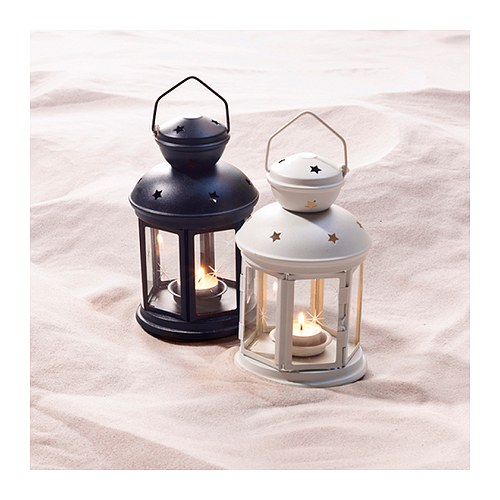 ROTERA - 小蠟燭燈座, 室內/戶外用 白色   IKEA 香港及澳門 - PE280408_S4