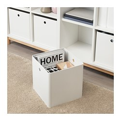KUGGIS - storage box, white | IKEA Hong Kong and Macau - PE704040_S3