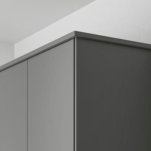 FÖRBÄTTRA - rounded deco strip/moulding, dark grey | IKEA Hong Kong and Macau - PE743894_S4