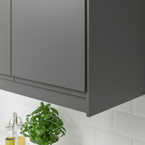 FÖRBÄTTRA - rounded deco strip/moulding, dark grey | IKEA Hong Kong and Macau - PE743891_S4