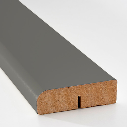 FÖRBÄTTRA - rounded deco strip/moulding, dark grey | IKEA Hong Kong and Macau - PE743898_S4