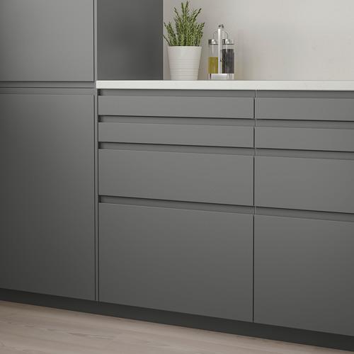 VOXTORP - drawer front, dark grey | IKEA Hong Kong and Macau - PE743909_S4