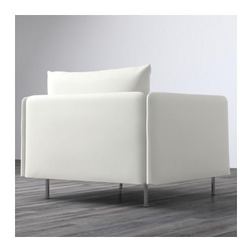 SÖDERHAMN - armchair, Finnsta white | IKEA Hong Kong and Macau - PE596413_S4