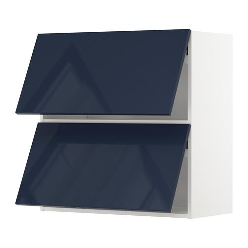 METOD - 雙門橫吊櫃, 白色/Järsta 藍黑色 | IKEA 香港及澳門 - PE704100_S4