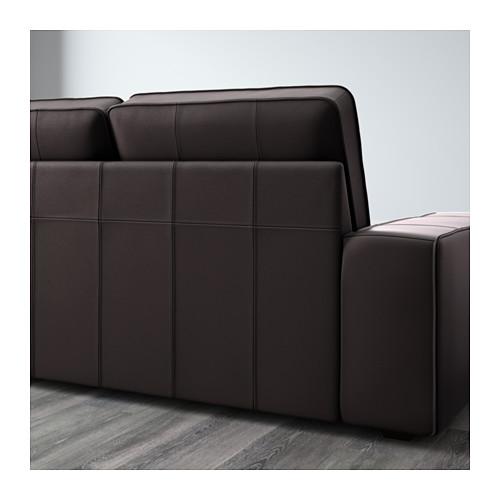KIVIK - 四座位梳化, 連躺椅/Grann/Bomstad 深褐色 | IKEA 香港及澳門 - PE596559_S4