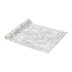 JÄTTELIK - 填色畫捲 | IKEA 香港及澳門 - PE779085_S3