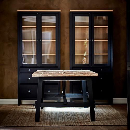 SKOGSTA - dining table, acacia | IKEA Hong Kong and Macau - PH173655_S4