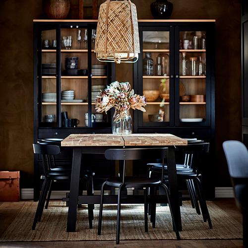 SKOGSTA - dining table, acacia | IKEA Hong Kong and Macau - PH173663_S4