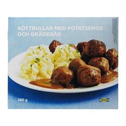 KÖTTBULLAR MED POTATISMOS - 急凍瑞典肉丸連薯蓉 | IKEA 香港及澳門 - PE305451_S3