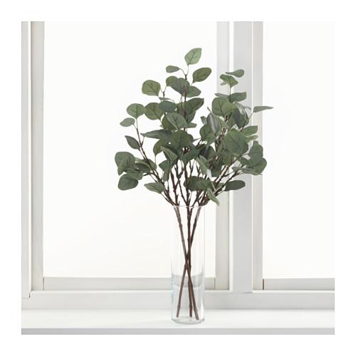 SMYCKA - 人造樹葉, 桉木/綠色 | IKEA 香港及澳門 - PE596760_S4