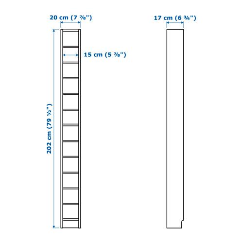 GNEDBY - 層架組合, 白色   IKEA 香港及澳門 - PE656295_S4
