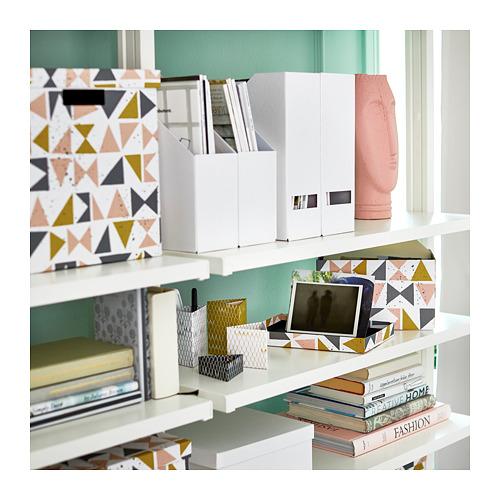 TJENA - 雜誌座, 白色 | IKEA 香港及澳門 - PE704254_S4