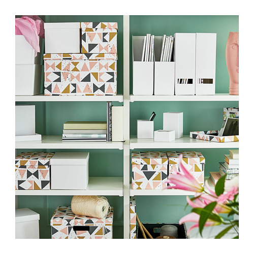 TJENA - 雜誌座, 白色 | IKEA 香港及澳門 - PE704248_S4