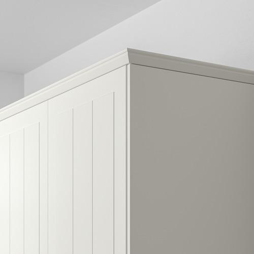 STENSUND - 櫃頂修飾條/牆線, 白色 | IKEA 香港及澳門 - PE798191_S4