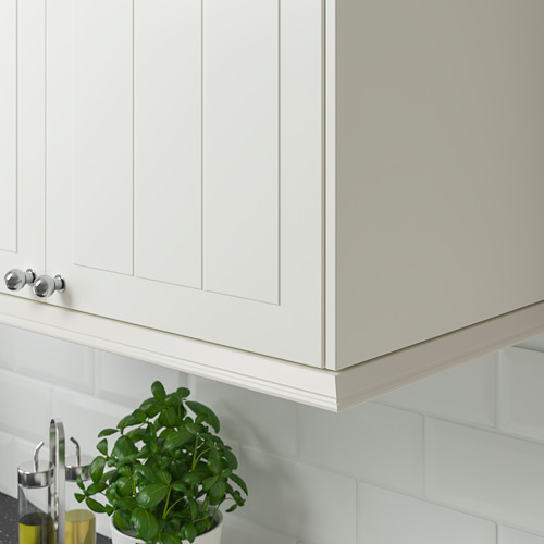 STENSUND - 櫃頂修飾條/牆線, 白色 | IKEA 香港及澳門 - PE798190_S4