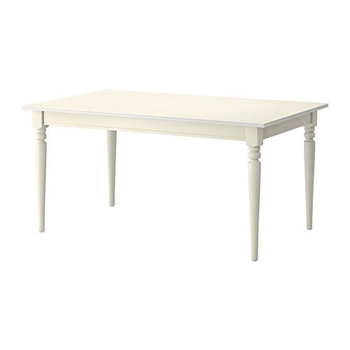INGATORP/INGOLF - table and 6 chairs, white/white | IKEA Hong Kong and Macau - PE305745_S4