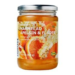 MARMELAD APELSIN & FLÄDER - 接骨木花混橙醬, 有機 | IKEA 香港及澳門 - PE596795_S3