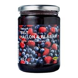SYLT HALLON & BLÅBÄR - 紅莓混藍苺果醬, 有機 | IKEA 香港及澳門 - PE596796_S3