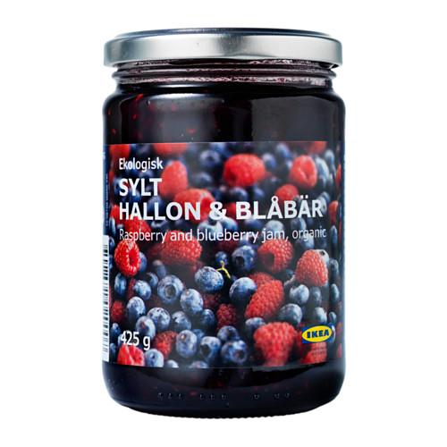 SYLT HALLON & BLÅBÄR - rasp- and blueberry jam, organic | IKEA Hong Kong and Macau - PE596796_S4