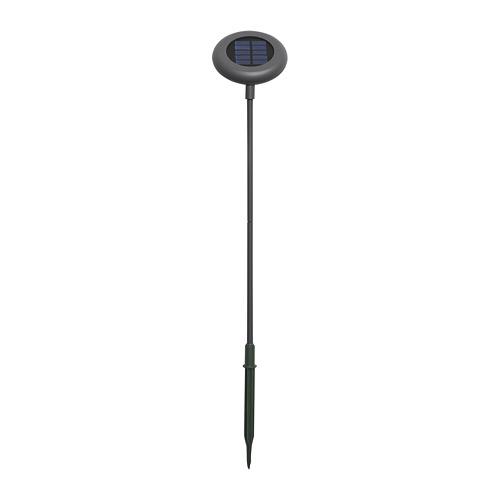 SOLVINDEN - 插地式太陽能LED裝飾燈, 戶外/灰色 | IKEA 香港及澳門 - PE798267_S4