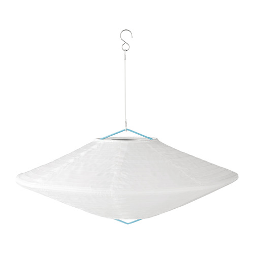 SOLVINDEN - 太陽能LED吊燈, 戶外 球形/鑽石形 | IKEA 香港及澳門 - PE798268_S4