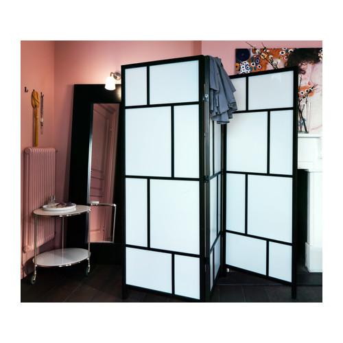 RISÖR - 屏風, 白色/黑色 | IKEA 香港及澳門 - PE267823_S4