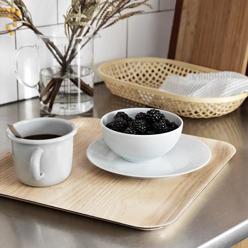 FÖRMEDLA - tray with anti-slip, wood effect | IKEA Hong Kong and Macau - PE744398_S4