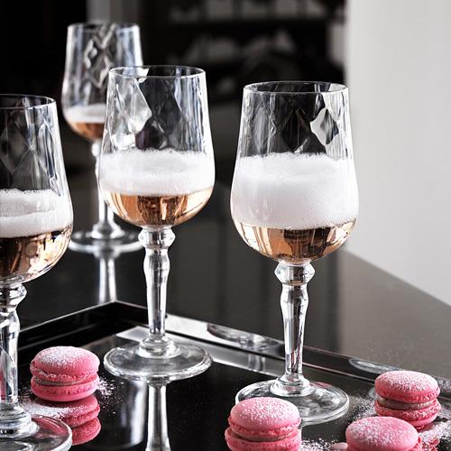 KONUNGSLIG - wine glass, clear glass | IKEA Hong Kong and Macau - PE744415_S4