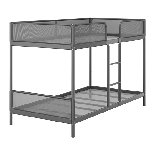 TUFFING - bunk bed frame, dark grey | IKEA Hong Kong and Macau - PE656482_S4