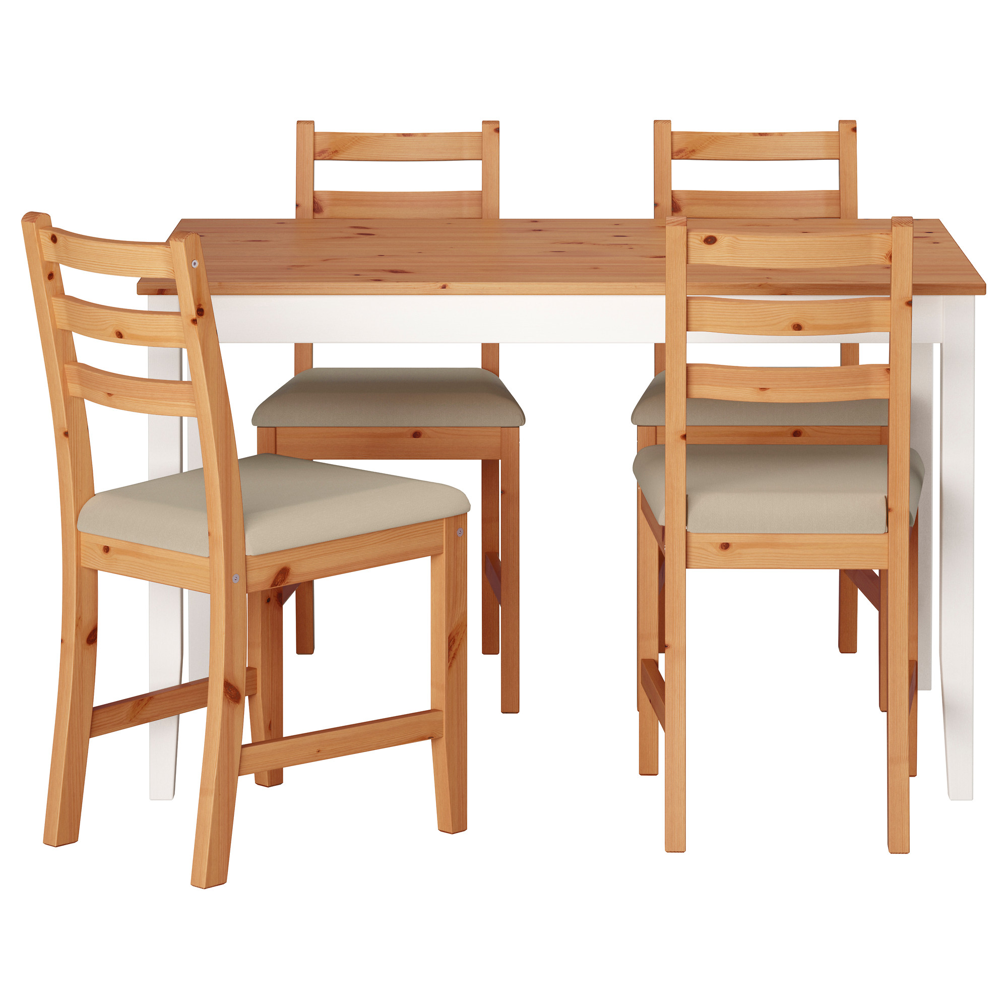 Lerhamn Table And 4 Chairs Light Antique Stain White Stain Vittaryd Beige Ikea Hong Kong And Macau