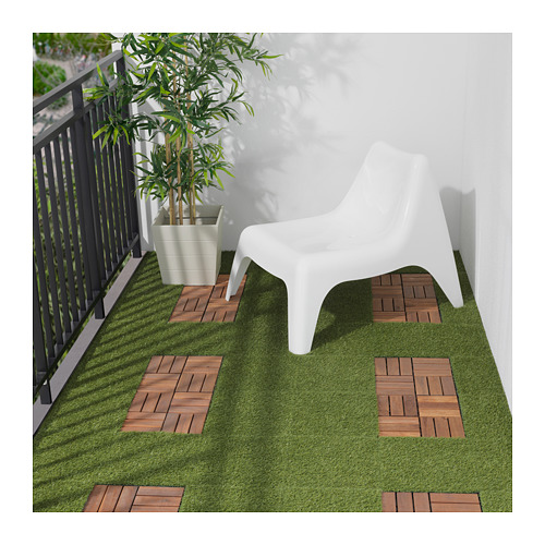 RUNNEN - floor decking, outdoor, brown stained | IKEA Hong Kong and Macau - PE656496_S4