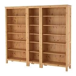 HEMNES - 書架, 淺褐色   IKEA 香港及澳門 - PE656556_S3