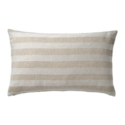 HEDDAMARIA - 咕𠱸套, 米色/條紋 | IKEA 香港及澳門 - PE744529_S3