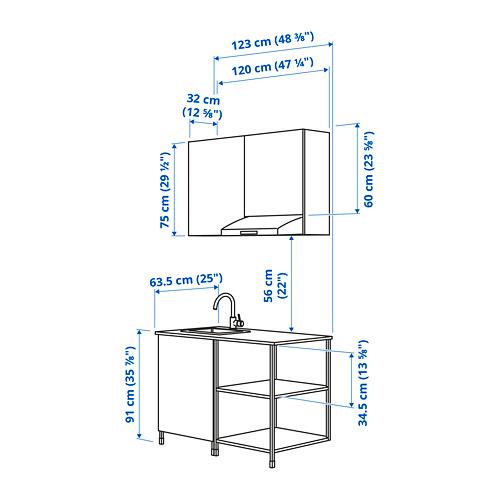 ENHET - 廚房, 白色 | IKEA 香港及澳門 - PE798479_S4