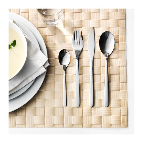 FÖRNUFT - 刀叉餐具,24件套裝, 不銹鋼 | IKEA 香港及澳門 - PE386391_S4